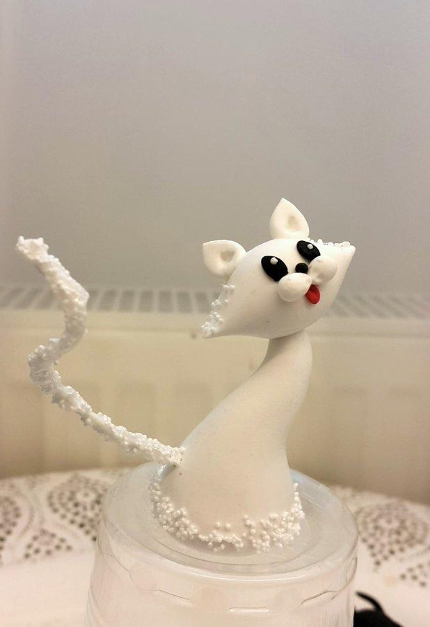 Magic Clay polimērmāls - balts