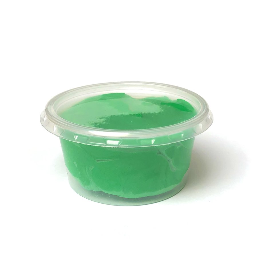 Magic Clay polimērmāls - zaļš