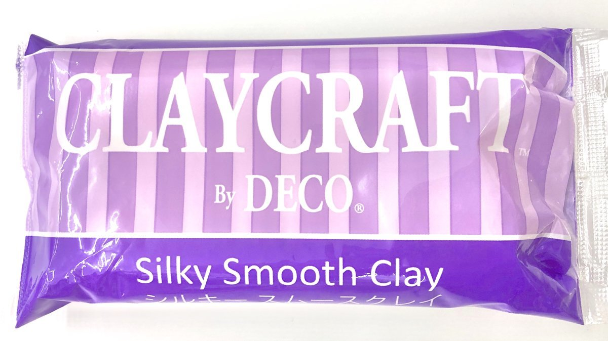 Silky Smooth CLAYCRAFT™ by DECO® polimēra māls