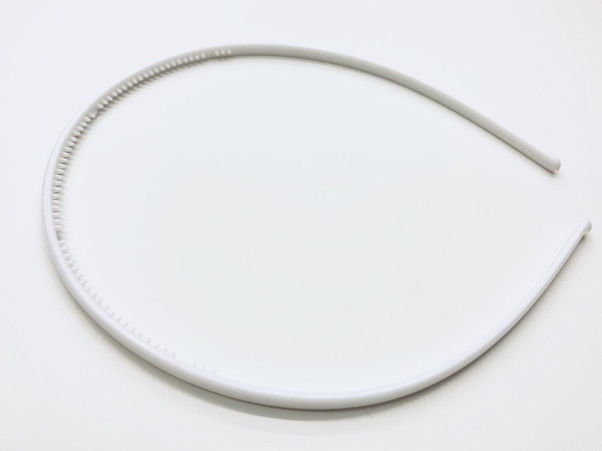 Matu lociņš, plastmasa - balts (ML4)