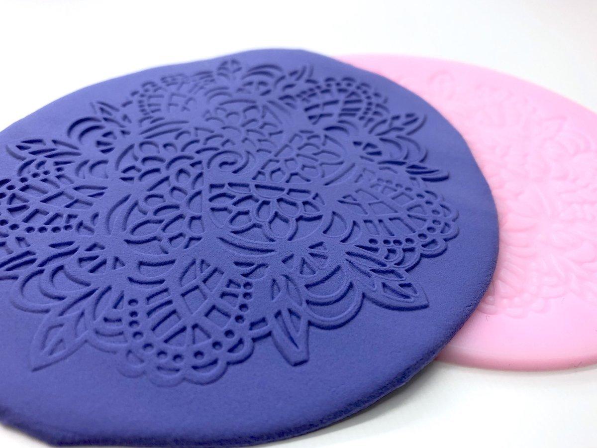 Tekstūras forma Mežģīnes #2