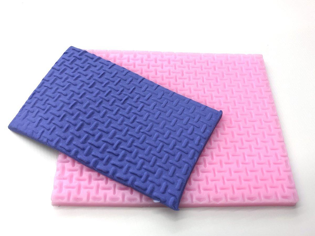 Tekstūras forma pinuma rakstā