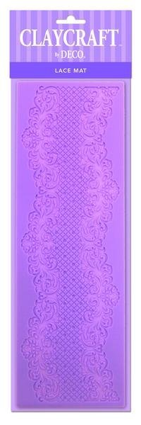 CLAYCRAFT™ by DECO® tekstūras forma Mežģīnes Nr. 2
