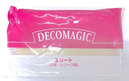 DECOMAGIC™ ELITE CLAY polimēra māls