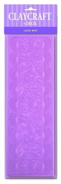 CLAYCRAFT™ by DECO® tekstūras forma Mežģīnes Nr. 1